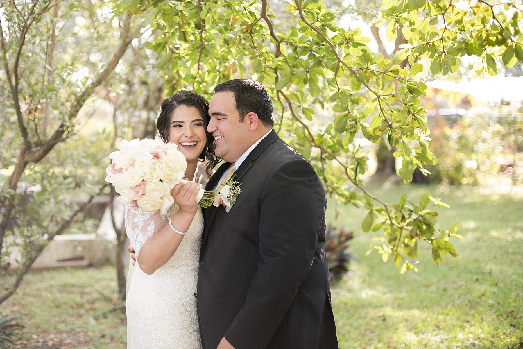 OUR FIRST WEDDING! Carolina and Isaia's Wedding
