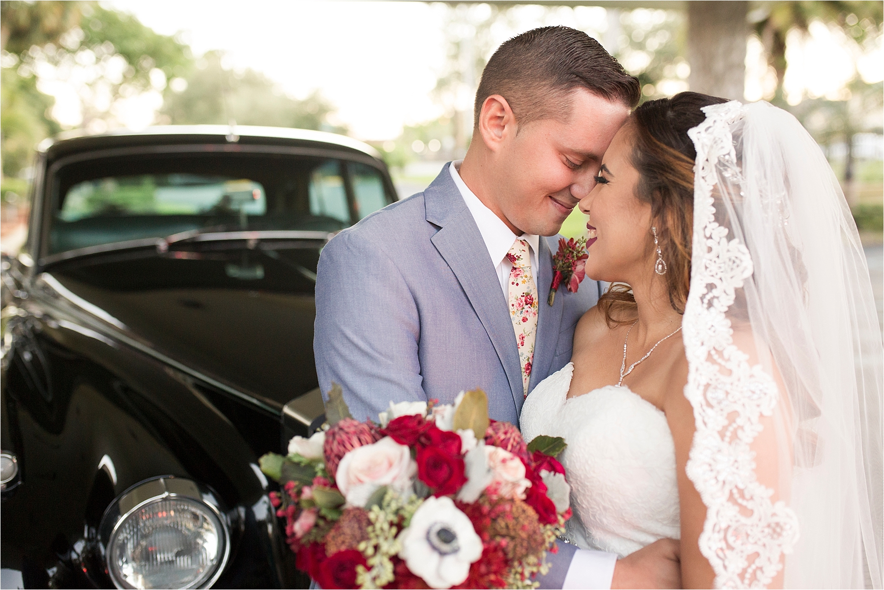 Monica and Dayron's Traditional Miami Wedding